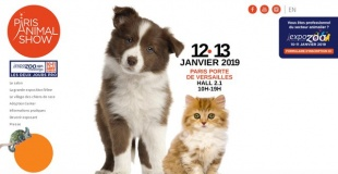 Salon de l'animal de compagnie 2018 - Portes de Versailles - Paris